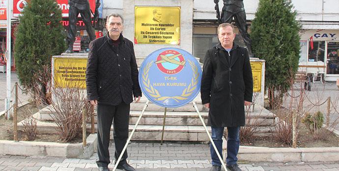 Türk Hava Kurumunun 93 Yaşında