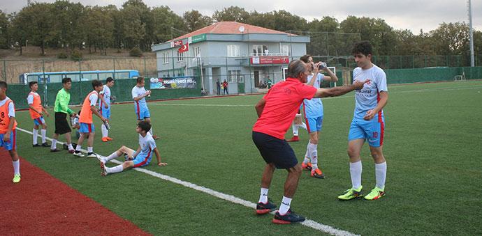 U-17 Havza Belediye, Atakum U-17'i Devirdi
