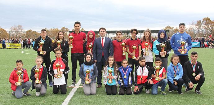 Yarışmalarda Dereceye Giren Okul ve Öğrenciler