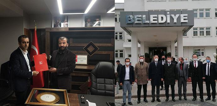 Yeniden Refah Partisi Havza İlçe Başkanı Atandı