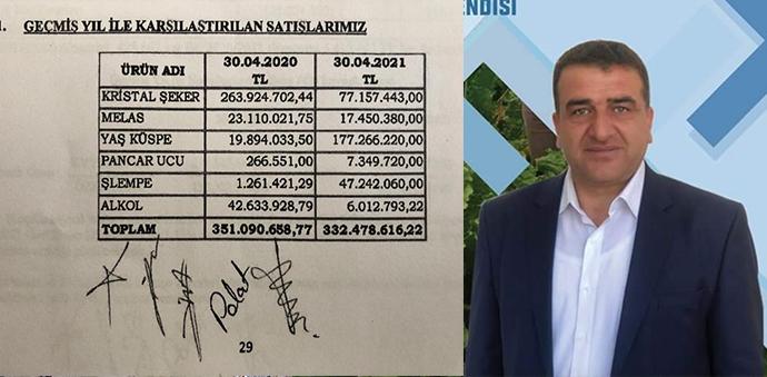 Ziraat Mühendisi Oğuz Kavuncuoğlu'ndan basın açıklaması