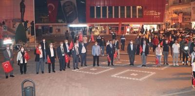 Gazi Mustafa Kemal Atatürk ve silah arkadaşlarının Havza'ya gelişinin 102. Yıldönümü