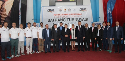 3 Ulusal Otat Satranç Turnuvası Tamamlandı