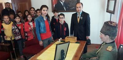 10 Kasım Atatürk'ü Anma Haftası Etkinlikleri