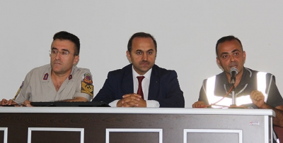 2017-2018 Yılı Eğitim Değerlendirme Toplantısı Yapıldı