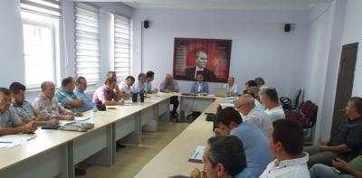 2019-2020 Eğitim Öğretim Yılı Başı Müdürler Kurulu Toplantısı