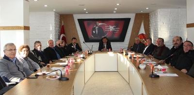 2019'un İlk Toplantısı Yapıldı