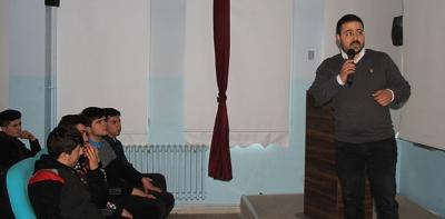 25 Mayıs Anadolu Lisesinde Kariyer Günleri