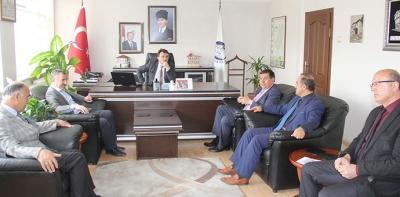 25 Mayıs Kutlama Komitesi Toplandı