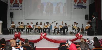 25 Mayıs Öğrencilerinden Müzik Dinletisi