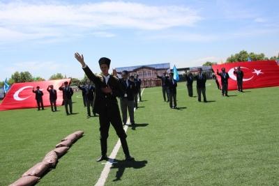 25 Mayıs Resmi Törenle Kutlandı