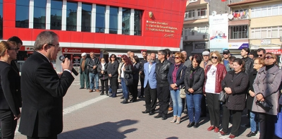 ADD Ve Havza CHP İlçe Başkanlığından Anma Programı