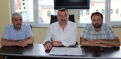 Ak Parti Havza ilçe danışma kurulu toplantısı yapıldı