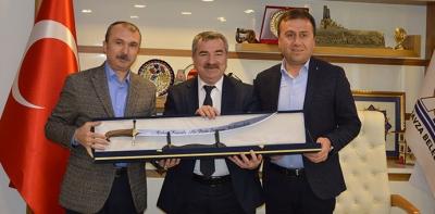 Ak Parti Samsun Milletvekili Kırcalı'nın Havza ziyareti