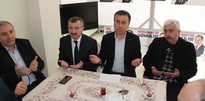 AK Parti ve MHP Ortak İstişare Toplantısı Düzenlendi