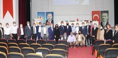 AK Parti Yerel Yönetimler Başkan Yardımcısı ve Samsun Milletvekili Yılmaz Havza'da