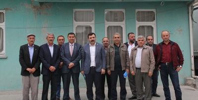 AK Parti'li Kurt Havza'da