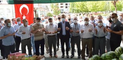 Ali Kaya Manavı Dualarla Açıldı