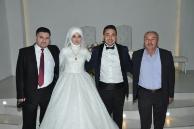 Ali Şenkal ve Emin Gerizli Ailelerinin Mutlu Günü