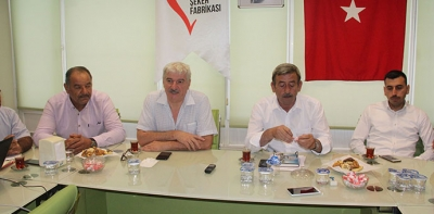 Amasya Şeker Fabrikası Yeni Tesisleri Tanıttı