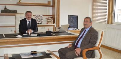 Amasya Şekerden Havza Belediyesine Ziyaret