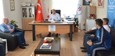 Amatör Spor Haftası Tertip Komitesi Toplandı