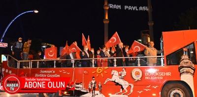 Atatürk'ün Havza'ya Gelişinin 101. Yıl Dönümü Kutlandı-Video Haber