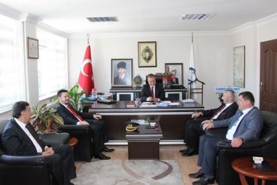 Balkan Türklerinden Havza'ya Ziyaret