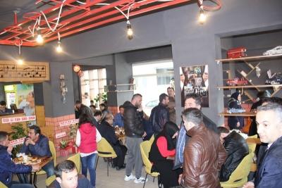 Bariton Müzik Cafe Açıldı