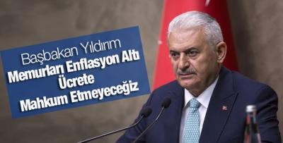 Başbakan Yıldırım, Memursen ve Çalışma Bakanlığı Görüşmelere Değindi