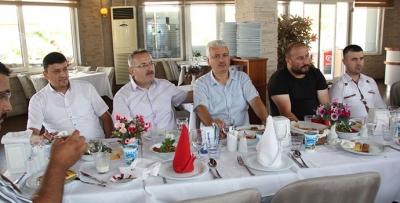 Basın İlan Kurumu Yerel Basın Temsilcileri ile Bir Araya Geldi