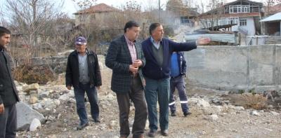 Başkan İkiz Kocaoğlu Mahallesini Ziyaret Etti