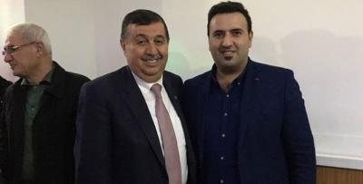 Başkan İkiz'den İşadamlarına Ziyaret