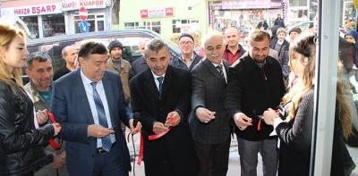 Başkanı Murat İkiz; Açılan her işyeri yeni istihdam demek.