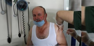 Belediye Meclis Üyesinden Covid-19 Aşısı Çağrısı