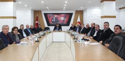 Belediye Meclisi 2018 Yılının İlk Toplantısı Yapıldı
