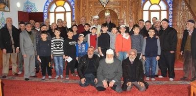 Camiyi Seviyoruz, Namazla Buluşuyoruz  Ödülleri Verildi