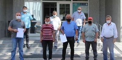 CHP Havza İlçe Yönetiminden Suç Duyurusu