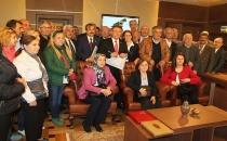 CHP Samsun Milletvekilleri Mazbatalarını Aldılar
