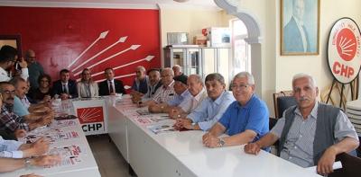 CHP'de Bayram Kutlama Programı Yapıldı