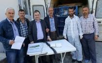 Coşar Civcivden Tarım Kredi'ye Tavuk