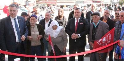 Demokrat Parti (DP) Havza Seçim Koordinasyon Merkezi Açıldı