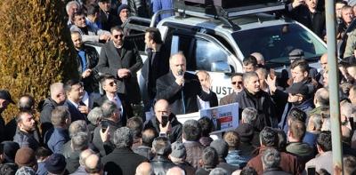 Erhan Usta, Benim Arkamda Siz Varsınız