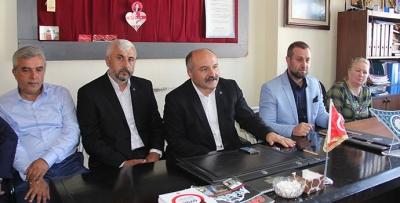 Erhan Usta; Yanlış Mücadele FETÖ'nün Ekmeğine Yağ Sürer
