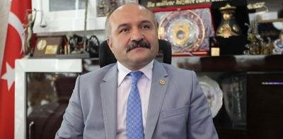 Erhan Usta'nın İsmi Yeni Parti Genel Başkan Yardımcılığına Geçiyor