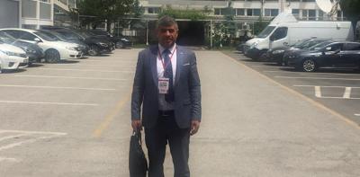 Erkan Acar, TOBB'u Temsilen TSE 58. Olağan Genel Kuruluna Katıldı