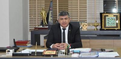 Erkan Acar'dan Burası Türkiye Burada İş Var Basın Açıklaması