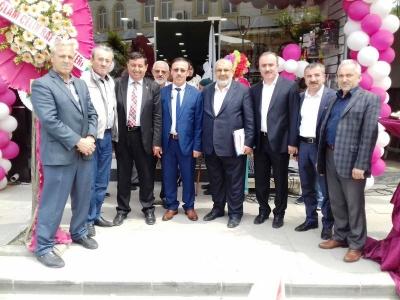 EROL TİCARET'TEN HAVZA'YA YENİ BİR MAĞAZA