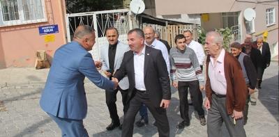 Eski Muhtar Ahmet Çapan için Mevlit Düzenlendi