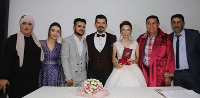 Futbol Sahasında Evlilik Teklifi Nikah Masasında Son Buldu